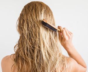 Сухие волосы, сухой тип волос, уход за сухими волосами