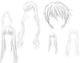 Тип волос, от чего зависит тип волос
